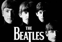 The Beatles / Please see my other boards for pins of John Lennon, Ringo Starr, Paul McCartney, and George Harrison / by M. P.