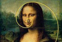 Golden Ratio/Fibonacci sequence / by Gail Reid