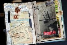 Journals/ mood books / by Gail Reid