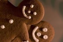 Christmas/Winter - Gingerbread Man Inspired / by Lisa Fladt Gregor