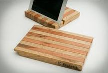 ZC Woodwork / You have found the best  shop for top quality, handmade wood products for your home and office.  Every product we sell is 100% handmade by me in my wood shop in Atlanta, GA.  Some of our most popular items are our cutting boards, iPhone stands, and iPad stands.  We also love working with you to create truly custom products, so send us a message if you don't see what you are looking for.  Don't forget to Like us on Facebook for more info on promotions and sales. / by ZC Woodwork