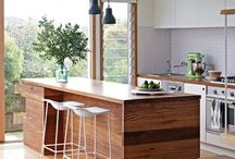 Kitchens / by Emma Saunders