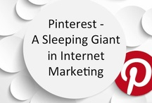Pinterest Articles and Tips / Tips and articles about how to use pinterest / by Tom Treanor