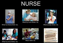 Nurses / by Evelyn Cheshire