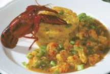 Food - Seafood & Cajun / by Donna Tolly