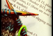 Knitting  / Every aspect of the Art / by Joan Volker