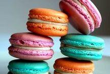 .french macarons. / by mōksa organics