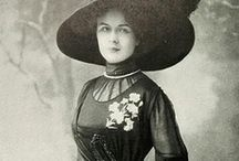 When women knew how to dress / by Leticia Jerguson