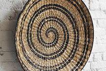 Плетение своими руками / Плетение из лозы,ротанга, бумажных трубочек и других материалов. / by ирина филатова