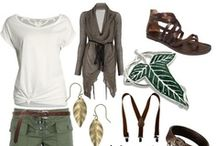 TV/Movies Inspired Outfits / by Federika Uhthoff