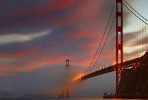 Golden Gate Bridge / by Ian Wilson
