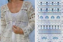 Crocheted clothes / by Julie Neil