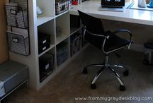 Craft room Ideas / by Candace M