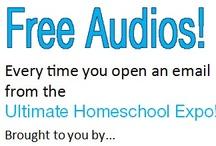 Homeschool Freebies / Homeschool freebies, giveaways and more!  / by Media Angels