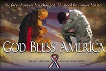 GOD BLESS AMERICA / by Elaine Dreger