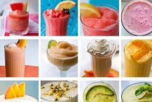 Recipes: Drinks, Smoothies & Shakes / Drinks, Smoothies, Shakes and more using NutriBullet / Ninja / Vitamix  / by Cyn T
