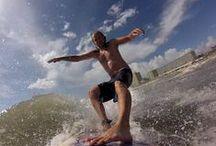surfing / EAT LIVE SURF REPEAT / by og1dep