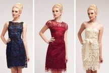 Graduation / From ladylike lace to chic high-low looks, we'll help you celebrate your big day in style! / by Unique Prom