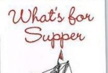 "What's For Supper / Every weekday on Beach 104 and 94.5 WCMS hear ""What's For Supper"" between 4:30 and 5pm.   / by Sharon Peele Kennedy"