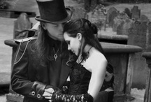Gothic / Steampunk / Day of the Dead / by Paige Meyer