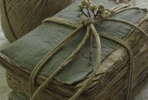 old books / by Astrid den Boer