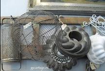 wirebaskets / by Astrid den Boer