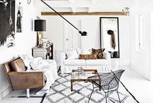Home : Decor / Decorating inspiration for all around the home. / by Amy Johnson / She Wears Many Hats