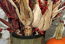 Fall Decorating / by Dorothy Garey