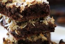 Bars & Brownies / Bars and brownies with a little bit of snap, crackle, pop mixed in :)  / by Ginger Dennett