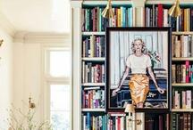 Bookshelves / by House Beautiful Magazine
