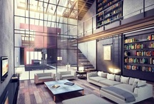 Interiors / by Ryleigh Maas