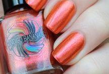 Nail Polish I Own / by Crystal Eaton Bagby