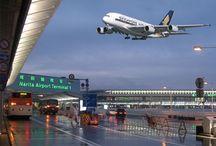 Airport-Departure / by Yukiko S.