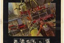 Sci-fi / Films, livres et séries de science-fiction et autres dystopies... / by claire belgato