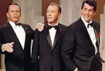 Bing, Frank, Dean, Jazz, & Big Band / Bing Crosby, Frank Sinatra, Dean Martin, Swing, Jazz, & Big Band Music / by Great Buffalo Trading Post