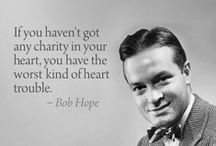 Bob Hope / by Great Buffalo Trading Post