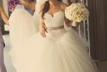Dream Wedding  / The day I've dreamed about for my whole entirety... / by Alyssa Galindo