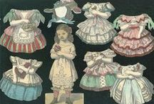 Paper Dolls / by Lucy Funk