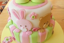 Fondant Tutorials / by Gill Ellis