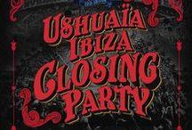 Ushuaïa Posters 2013 / by Ushuaia Ibiza Beach Hotel
