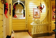 Looks like of Disney - Sweet Home and houses / Sweet Home and houses looks like something of Disney / by Yvan Vasovic