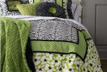 Bedspread ideas for Kelsey / by Jami Mitchell