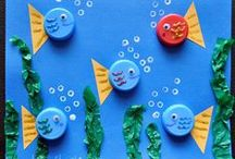 Creative Crafts / Bring Shedd Aquarium home with you through fun crafts and creative projects! Create Shedd memories of your own with some of these ideas. / by Shedd Aquarium