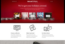 Inspiration - Web design / by Christian Amauger