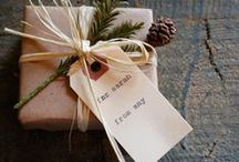 Wrapping and Gifts / by Stephanie Seaman