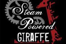 Steam Powered Giraffe / by Chrissy Rager