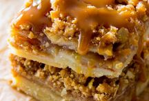 Family Recipes: Bars / {Family Recipes} Delicious Recipes to Share!  Take a bite out of #dessert #bars #recipes that will keep your family happy and satisfied!  / by Stephanie Cary