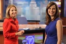 Katie Couric Visits ABC7 / by ABC7 News WJLA