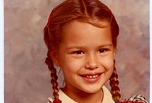 ABC7 Anchors & Reporters: Retro Back to School Photos / by ABC7 News WJLA