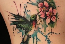 Tattoos / by Becky Anson